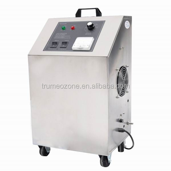 3g 5g mobile ozone sterilizer for hotel, restaurant, office