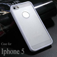 ultra thin matte back hard plastic case for iphone 5 5s