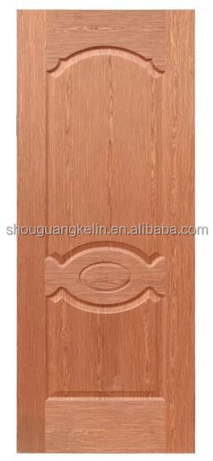 Chinese homemade new design interior masonite door skin