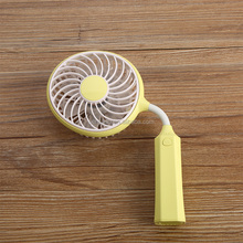 Foldable Badminton USB Charging Hand Fans With Two Speed Control