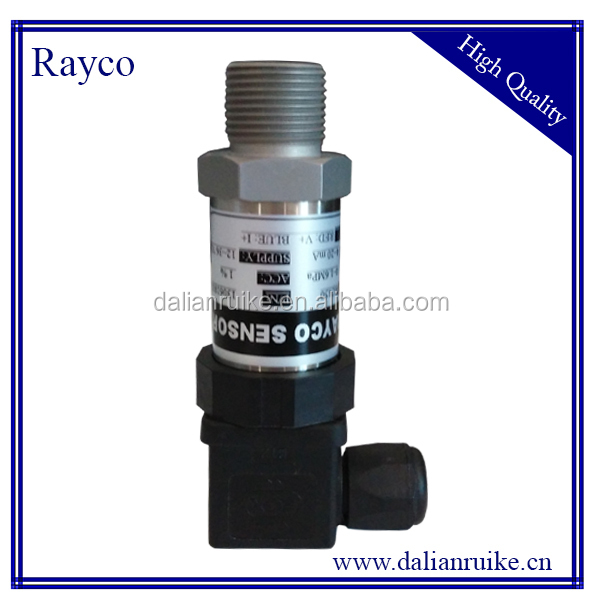 china micro pressure transmitter RC300 Integral structure processing pressure transmitter from Rayco