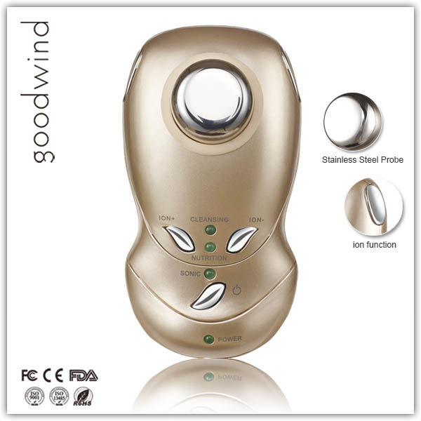 China Oxygen Facial Home Use steel beauty machine for eyes