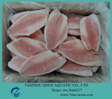 FROZEN TILAPIA FISH FILLET