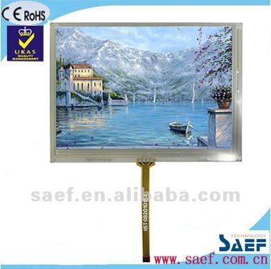 "5.6"" inch VGA 640* RGB *480 Digital with touch panel TFT LCD panels"