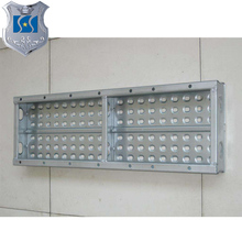 q235,345 material Factory Price Steel Plank/ Scaffolding Walking Board/metal Plank Made In DongGuan