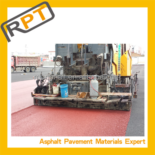adhesive bitumen tape Colored Pavement Cold Asphalt Mix