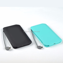 L4 4000mAh Portable cheap mobile phone charger battery for iphone8