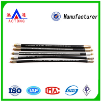 ISO Quality Approvals High Pressure Steel Wire Braided Hydraulic Rubber Hose Prices/Guarantee Products