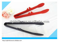new fashion High Temperature Silicone Tongs/serving tong