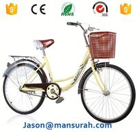 Trinx Cheap Vintage City Cruiser Bike For sale