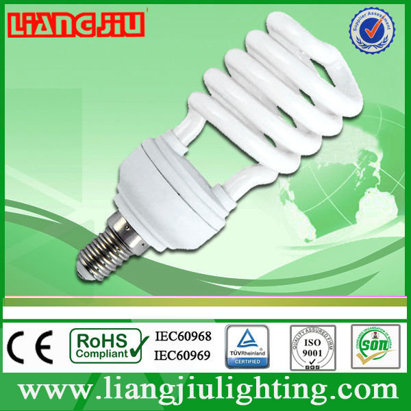 zhongshan lighting factory of SKD Half spiral cfl circuit