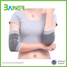 Sports protective bamboo fiber bamboo compression elbow sleeve