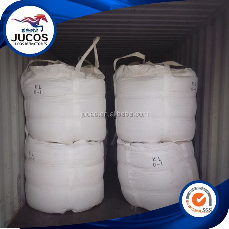 Furnace repair used high alumina refractory cement