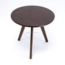 European Style MDF wooden coffee tea table