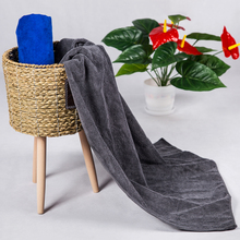 80 polyester 20 polyamide custom microfiber terry <strong>towel</strong>