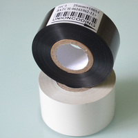 Black Color 30mm Hot Coding Foil