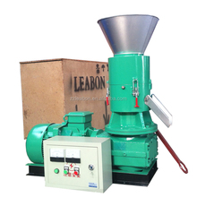 Log/Grass/Crop Hammer Mill Grinding Wood Sawdust Granulator Pressing Pellet