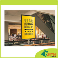 610gsm 300D*500D 18*12 High Quality Flex Banner Design Background
