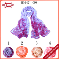 yiwu wholesale market scarf HD247 069 shawl and scarves supplier alibaba china crepe georgette
