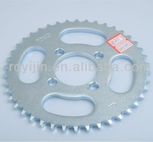 good quality 1045 steel KAWASAKI AURA motorcycle chain sprocket