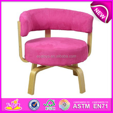 New wooden furniture set room sofa chair,colorful wooden toy chair wholesale,modern design living room wood sofa chairs W08F037