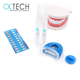 wholesale price OEM 2 gel pens blue led light teeth whitening kit private logo