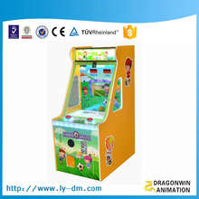 High quality 2 players happy football board game for chilrend indoor game machine