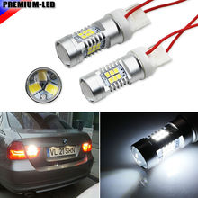 CANbus Error Free 7440 WY21W W21W T20 LED For DRL Backup Reverse Light Bulbs