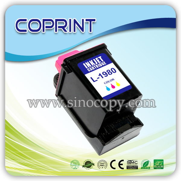 Remanufactured inkjet cartridge for L-1980 12A1980