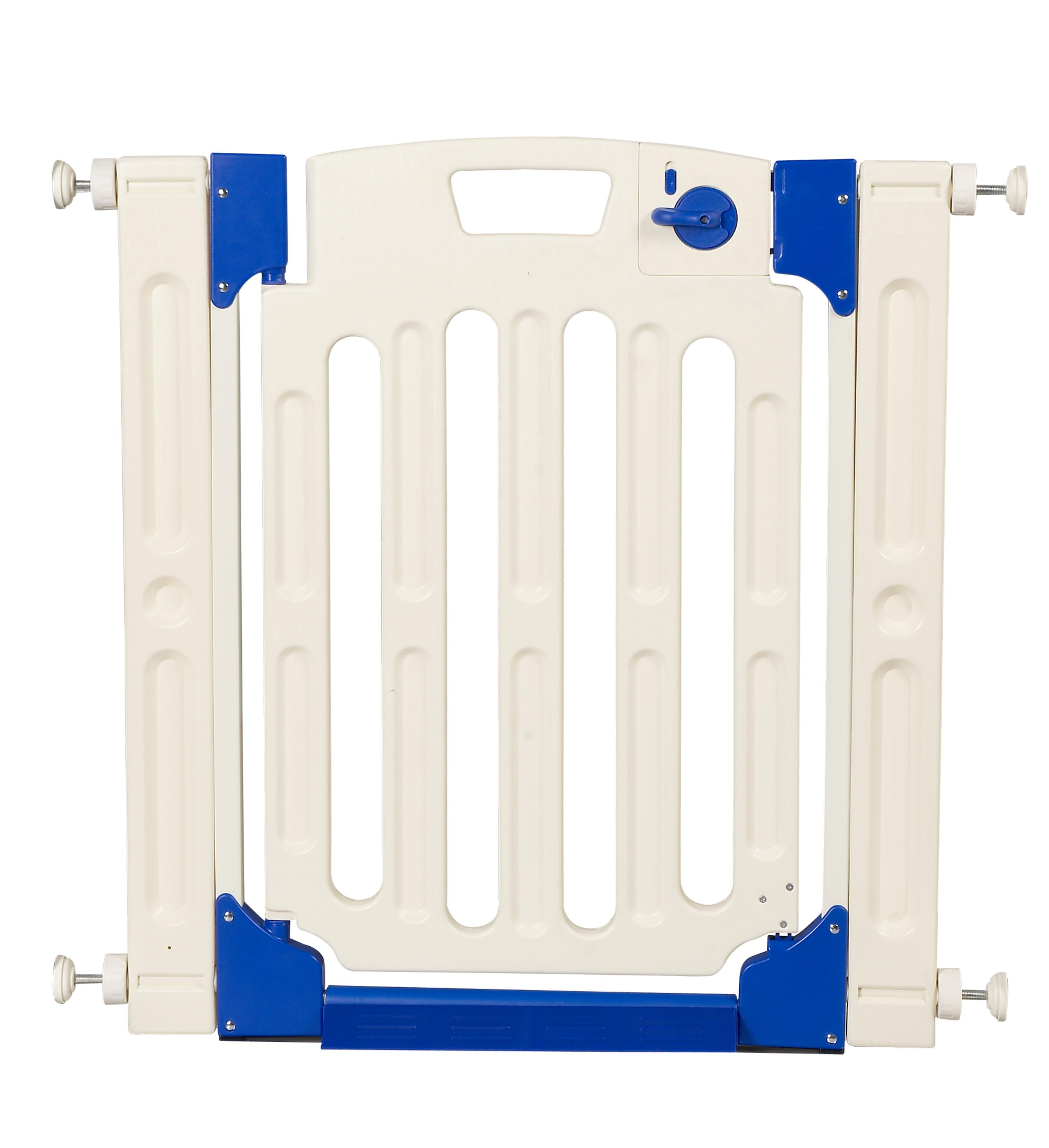 High quality eco-friendly plastic baby safety stair gate