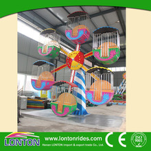 Alibaba fr professional manufacturer offer China amusement game rides Mini Ferris Wheel Ride for sale