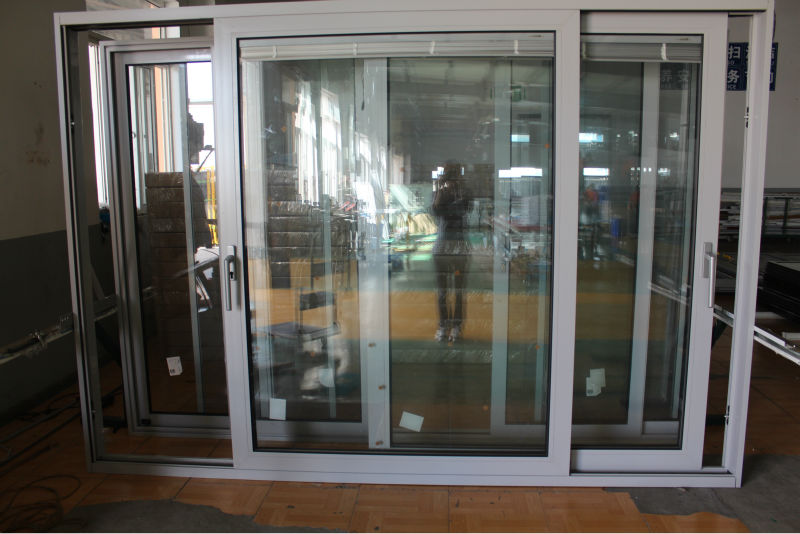 Aluminium lift sliding doors for balcony with low price