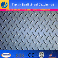 Steel chequered plate weight