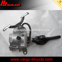 Motorcycle/tricyclce engine reverse gear/reverse device for tricycle