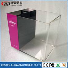 Wholesale Table Exquisite Acrylic Plexiglass Mini Fish Tank