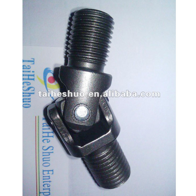 China Factory adjustable stainless flexible steel universal joint