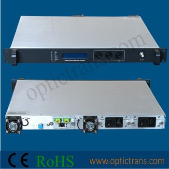 CATV 1550nm Laser/Fiber/Optical Transmitter (OPT-1550E-H)