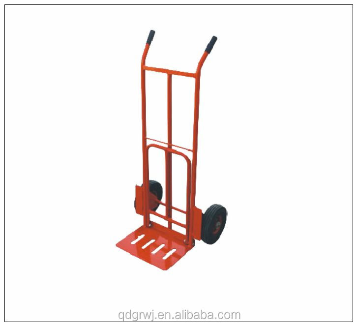 Hand trolley two wheel hand pull trolley
