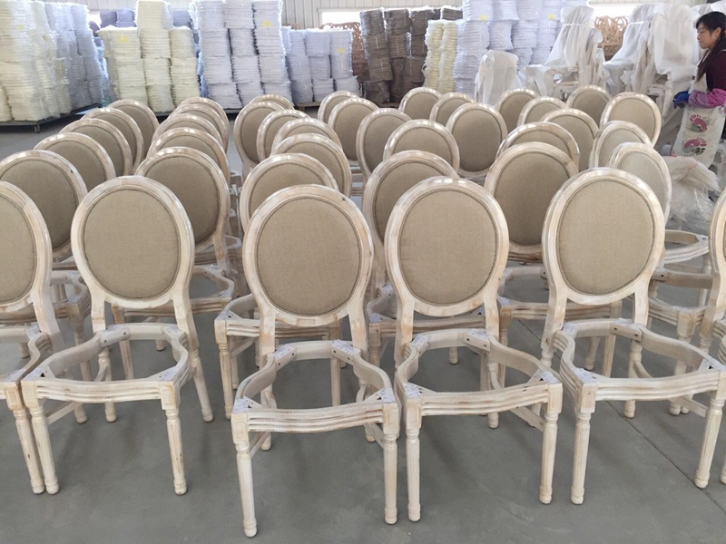 Wholesale hotel furniture banquet hall chair aluminum frame used banquet chair for sale