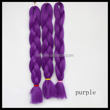 ombre Jumbo braid 160g 82inch High Temperature Synthetic Hair Ombre Jumbo Braid