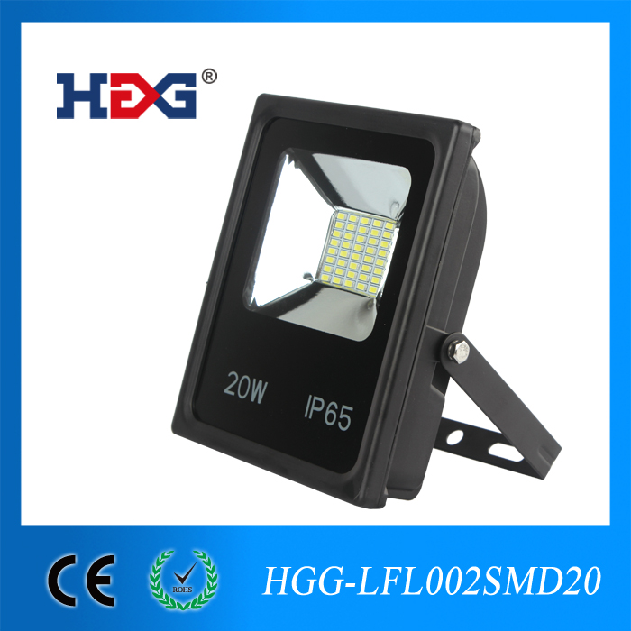 Soccer Stadium Lights for outdoor advertising lighting rechargeable smd led flood light with Motion PIR Sensor CE ROHS