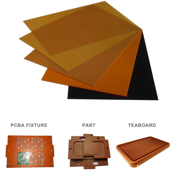 Phenolic Paper Sheet Bakelite Laminated Manufacturers