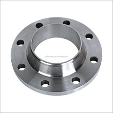 ansi b16.5 standard carbon steel forged pipe flange drawing
