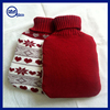 Yhao Brand Hot Water Bottle Cover Beautiful Knitted Covers Cute Lovely