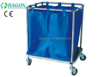 DW-DC210 2015 hospital cart for dirty clothes medical trolley