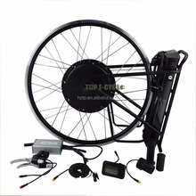 Top bicycle Hot waterproof 48V 700c DIY electric bike motor conversion kit made in China