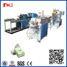 Ce High Efficiency High Performance Small Automatic Handkerchief Hanky Paper Machine Production Line