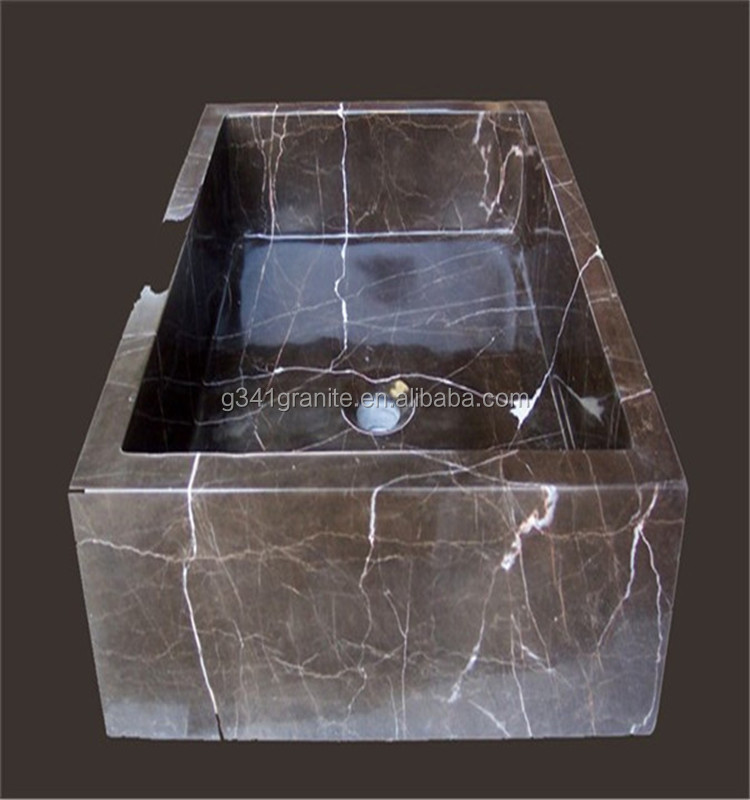 Natural Cheap Carving Marble Ceramic Stone Basin pedicure basin