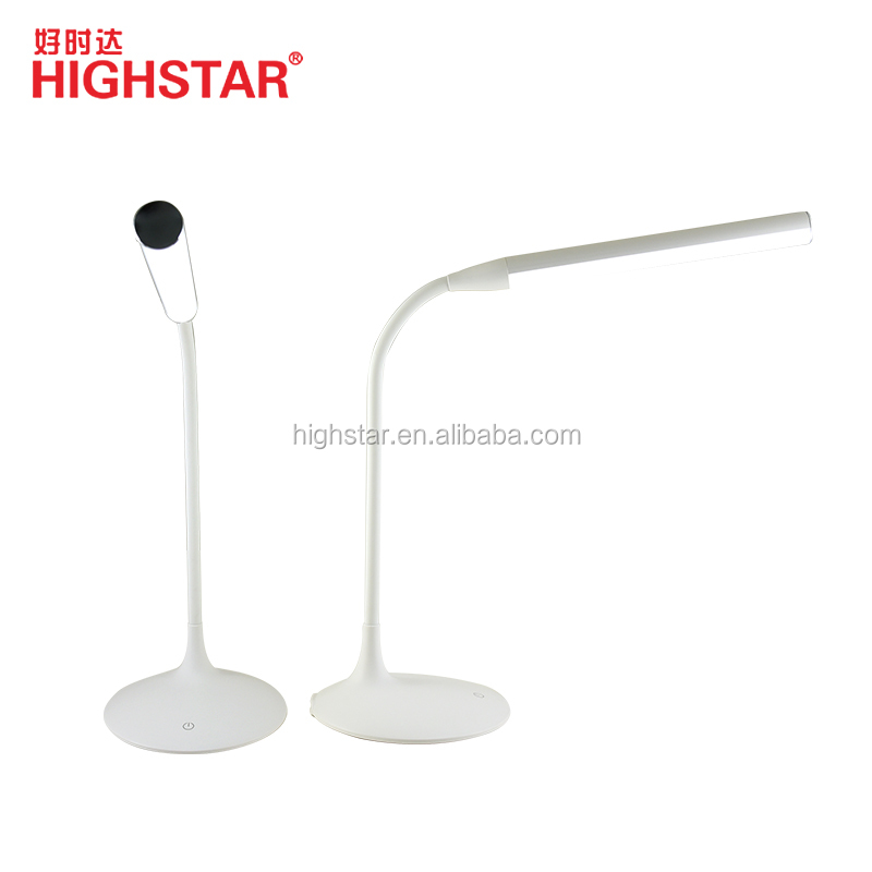 New arrival Dimmable led reading table lamp with timer