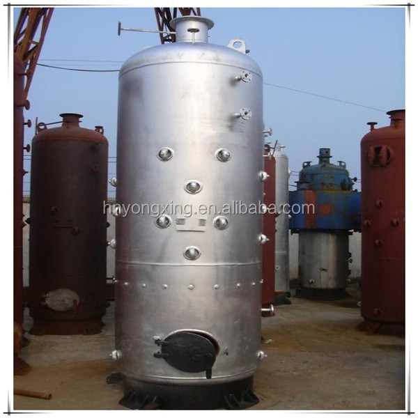 Used for hotel / home use small capacity design vertical industrial steam boiler